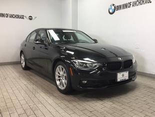 2016 BMW 320