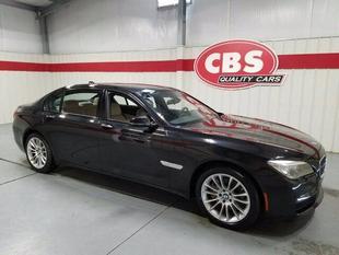 2013 BMW 740