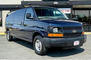 2014 Chevrolet Express 3500
