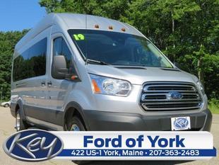 2019 Ford Transit-350