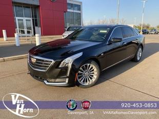 2017 Cadillac CT6 PLUG-IN