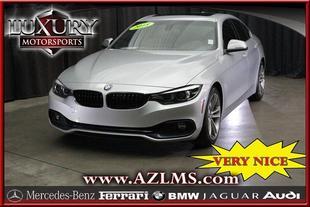 2018 BMW 430 Gran Coupe