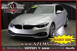 2018 BMW 430 Gran Coupe