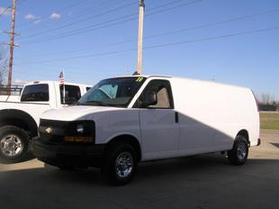 2016 Chevrolet Express 3500