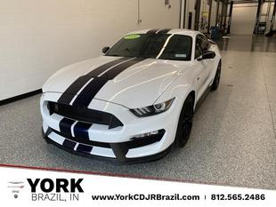 2020 Ford Shelby GT350