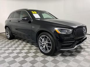 2020 Mercedes-Benz AMG GLC 43