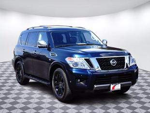 2020 Nissan Armada