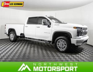 2020 Chevrolet Silverado 3500