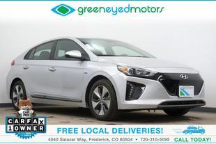 2019 Hyundai Ioniq EV