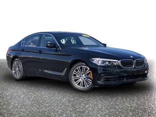 2020 BMW 540