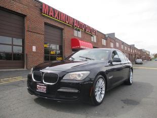 2011 BMW 740