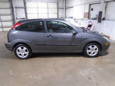 2003 Ford Focus ZX3 for sale VIN: 3FAFP31343R127392