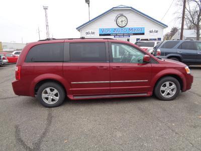 2010 Dodge Grand Caravan SXT for sale VIN: 2D4RN5D18AR416672
