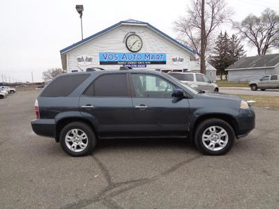 2004 Acura MDX  for sale VIN: 2HNYD18914H511177