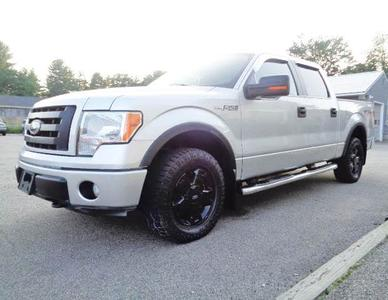 2010 Ford F-150 FX4 SuperCrew for sale VIN: 1FTFW1EV1AFB57277
