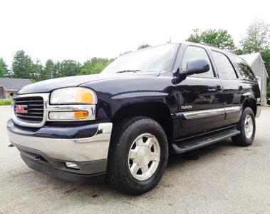 2005 GMC Yukon SLT for sale VIN: 1GKEK13T35J251158