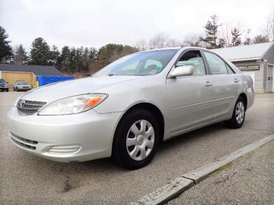 2002 Toyota Camry LE for sale VIN: 4T1BE32K12U533170