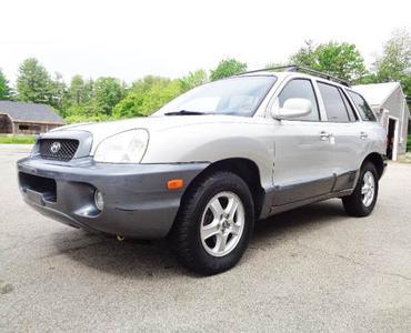 Hyundai Santa Fe 2004 for Sale in Hampton Falls, NH