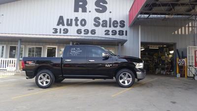 2014 RAM 1500 Tradesman for sale VIN: 1C6RR7KM7ES417690