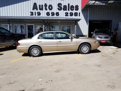 2005 Buick LeSabre Custom for sale VIN: 1G4HP52K45U199012