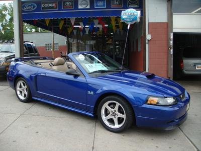 2003 Ford Mustang GT for sale VIN: 1FAFP45X53F375778
