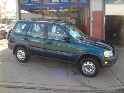 1997 Honda CR-V  for sale VIN: JHLRD1849VC061171