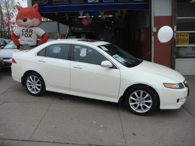 2006 Acura TSX  for sale VIN: JH4CL96886C036823