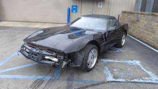 1989 Chevrolet Corvette  for sale VIN: 1G1YY3181K5121927