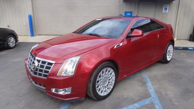 2012 Cadillac CTS Premium for sale VIN: 1G6DS1E35C0124261