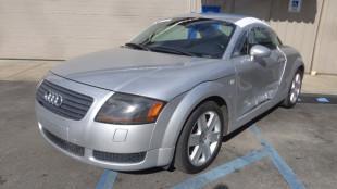 2001 Audi TT quattro for sale VIN: TRUWC28N111003620