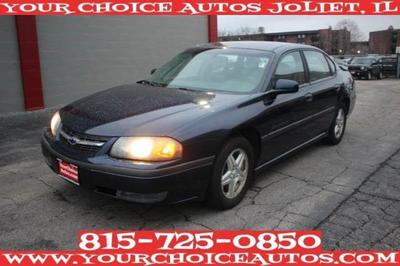 2001 Chevrolet Impala LS for sale VIN: 2G1WH55K419246611