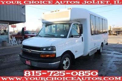2014 Chevrolet Express 3500 Work Van for sale VIN: 1GB6G5BL2E1104778