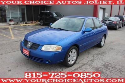 2006 Nissan Sentra 1.8 S for sale VIN: 3N1CB51D46L457253