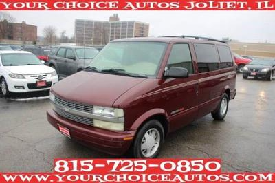 2002 Chevrolet Astro LS for sale VIN: 1GNEL19X62B117003