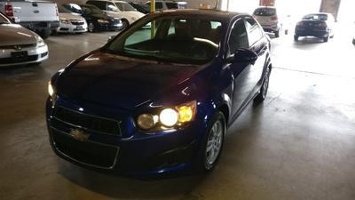 2014 Chevrolet Sonic LTZ for sale VIN: 1G1JC5SH9E4162116