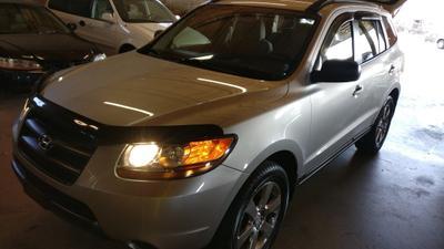 2009 Hyundai Santa Fe GLS for sale VIN: 5NMSG13D29H251043