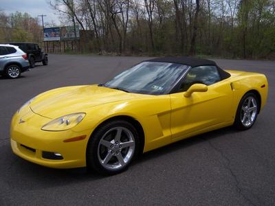 2006 Chevrolet Corvette  for sale VIN: 1G1YY36U265115825
