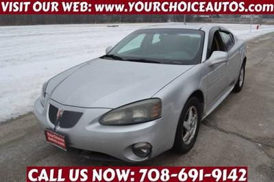 2004 Pontiac Grand Prix GT2 for sale VIN: 2G2WS522841134544