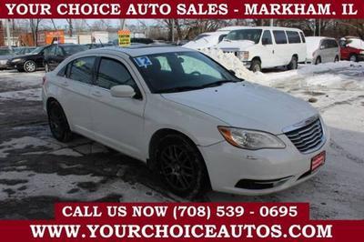 2012 Chrysler 200 Touring for sale VIN: 1C3CCBBB5CN164371