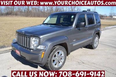 2012 Jeep Liberty Sport for sale VIN: 1C4PJMAK4CW202747