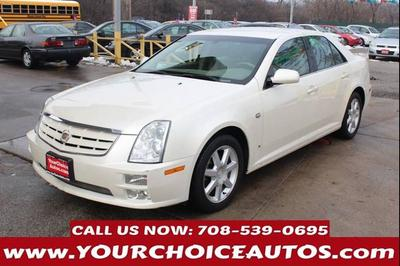 2006 Cadillac STS V6 for sale VIN: 1G6DW677560215696