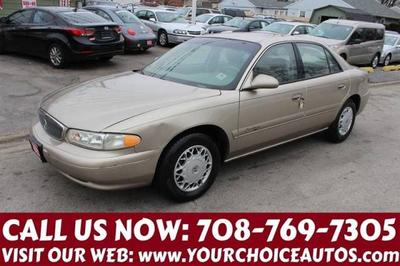 1997 Buick Century Limited for sale VIN: 2G4WY52MXV1472407