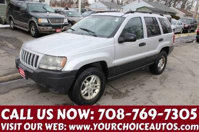 2004 Jeep Grand Cherokee Laredo for sale VIN: 1J4GX48S34C397077