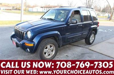 2004 Jeep Liberty Limited for sale VIN: 1J4GL58KX4W226519