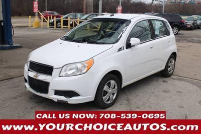 2011 Chevrolet Aveo 5 LT for sale VIN: KL1TD6DE3BB241494