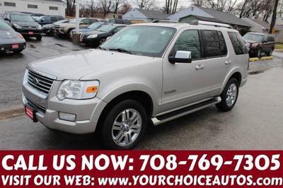 2007 Ford Explorer Limited for sale VIN: 1FMEU75E27UA71268