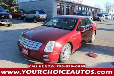 2006 Cadillac STS V6 for sale VIN: 1G6DW677760150494
