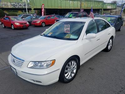 2007 Hyundai Azera Limited for sale VIN: KMHFC46F97A203005