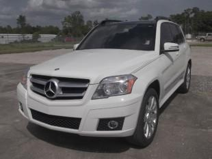 2012 Mercedes-Benz GLK-Class  for sale VIN: WDCGG5GBXCF838269