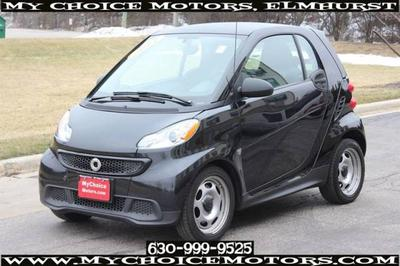 2014 Smart ForTwo Pure for sale VIN: WMEEJ3BA8EK757428